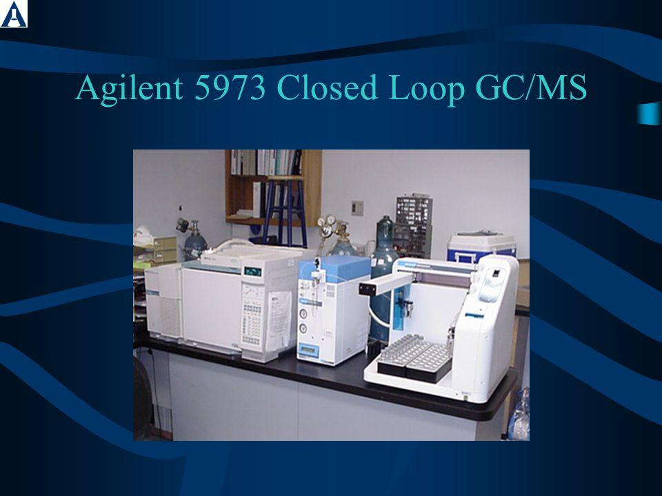 Agilent 5973 Closed Loop GC/MS