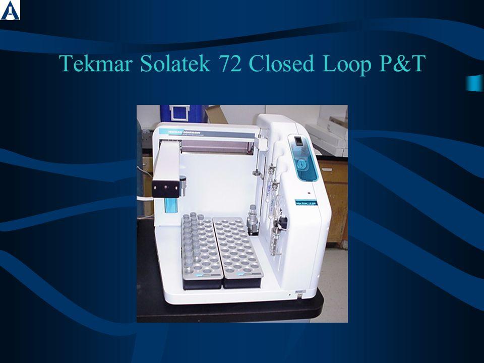 Tekmar Solatek 72 Closed Loop P&T
