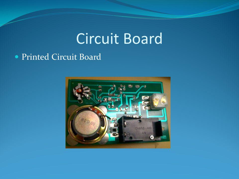 Circuit Board Printed Circuit Board