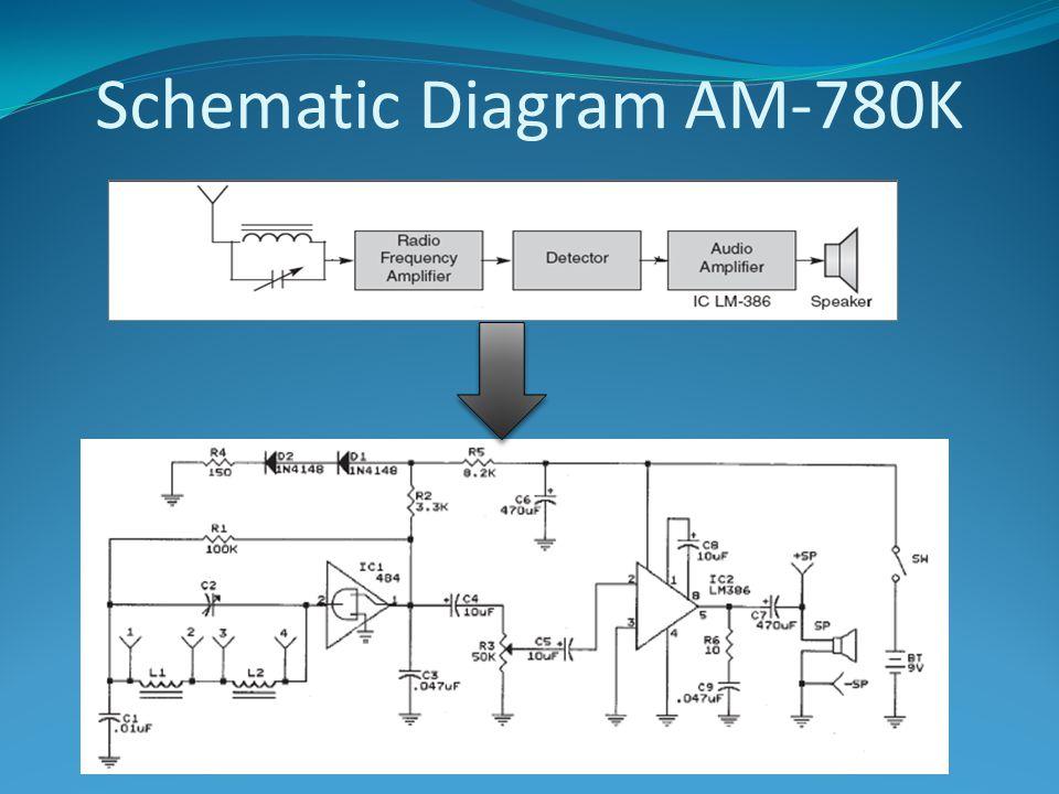 Schematic Diagram AM-780K