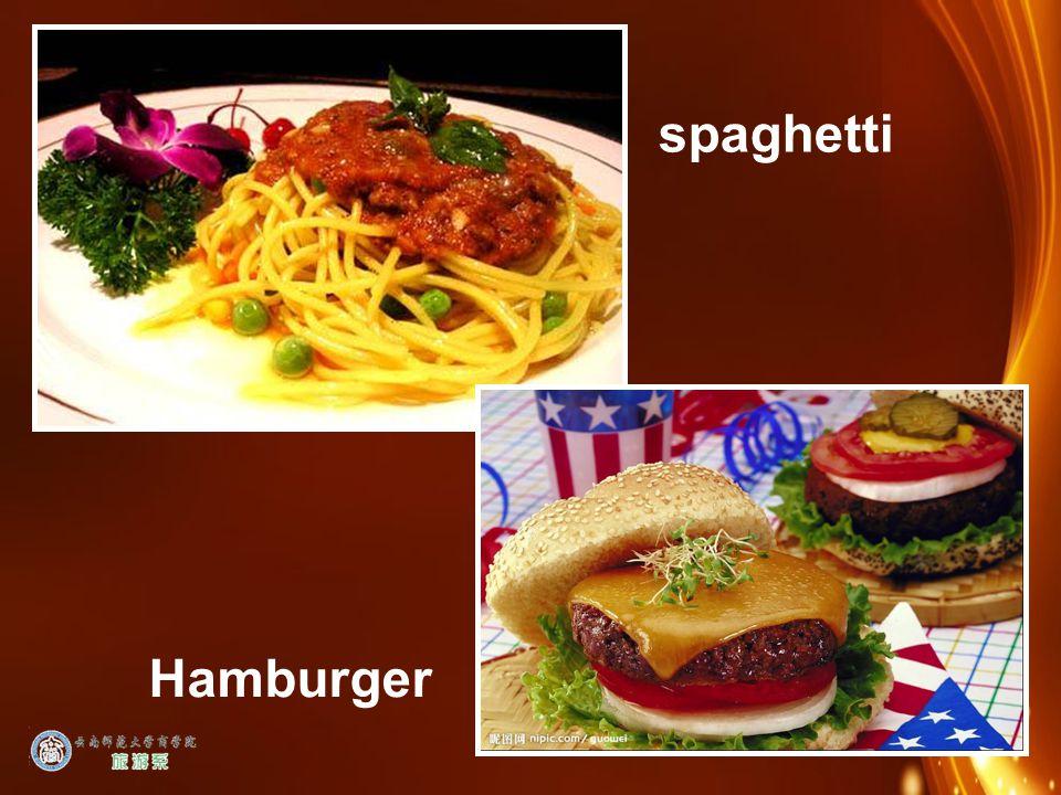 12 spaghetti Hamburger