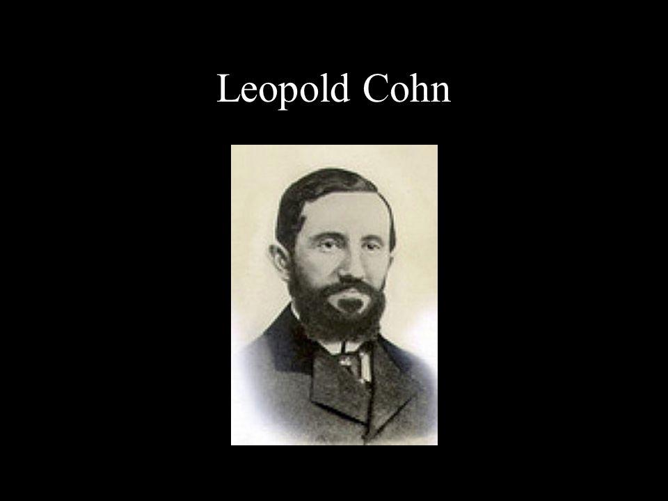 Leopold Cohn