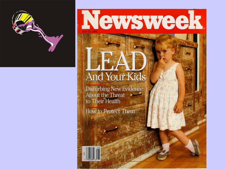 Lead Exposure Pathway