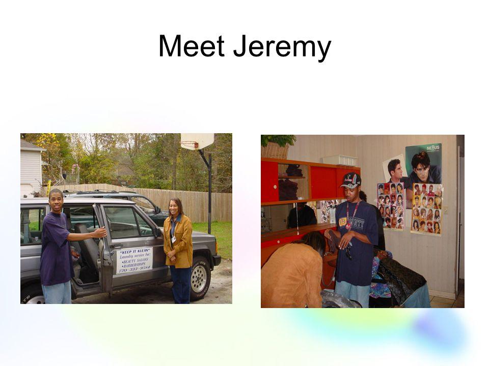 Meet Jeremy