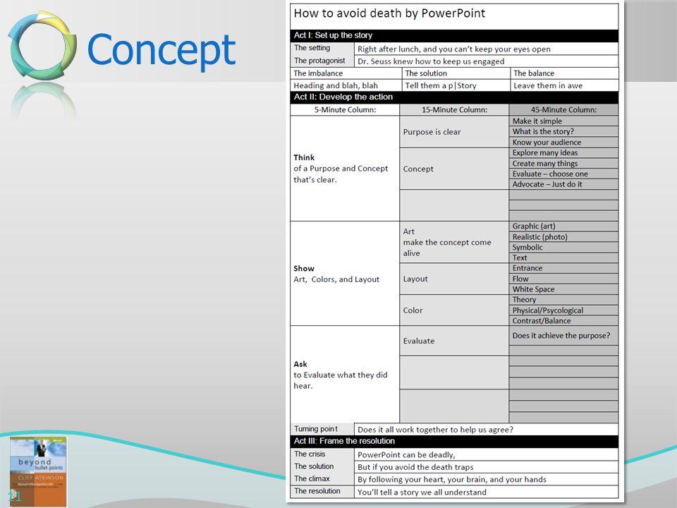 Concept 11