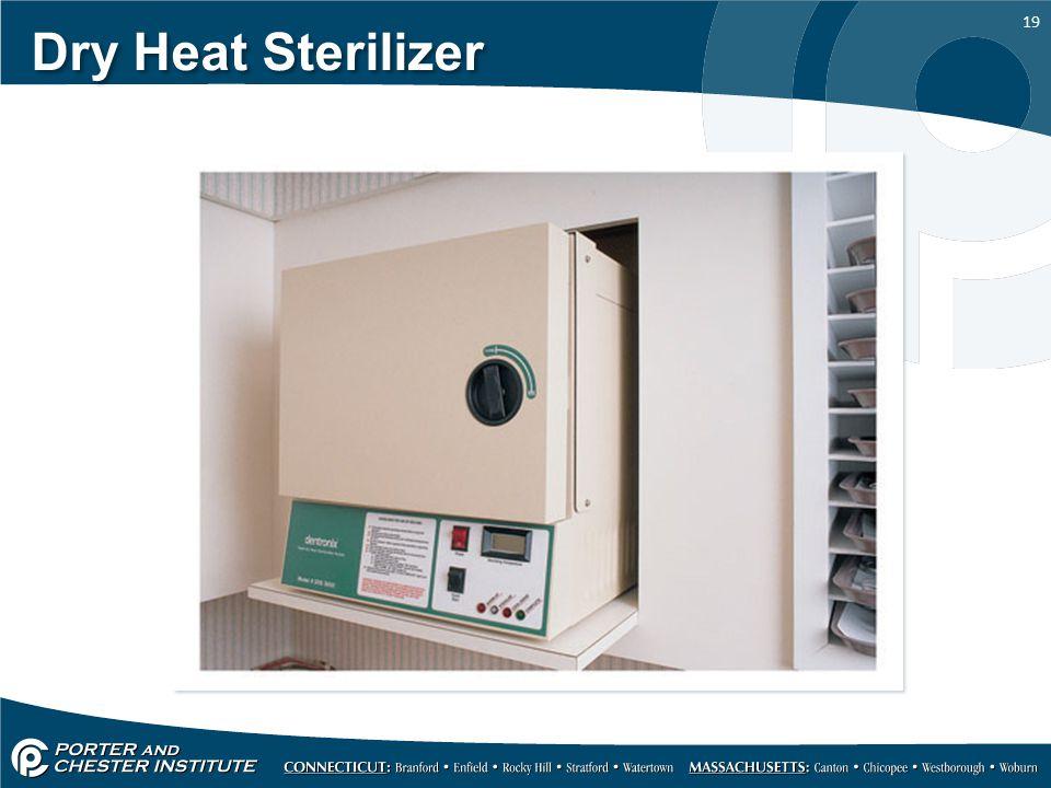 19 Dry Heat Sterilizer