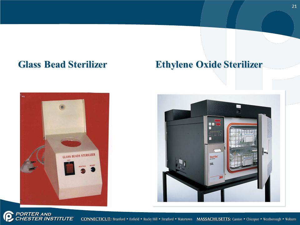 21 Glass Bead Sterilizer Ethylene Oxide Sterilizer