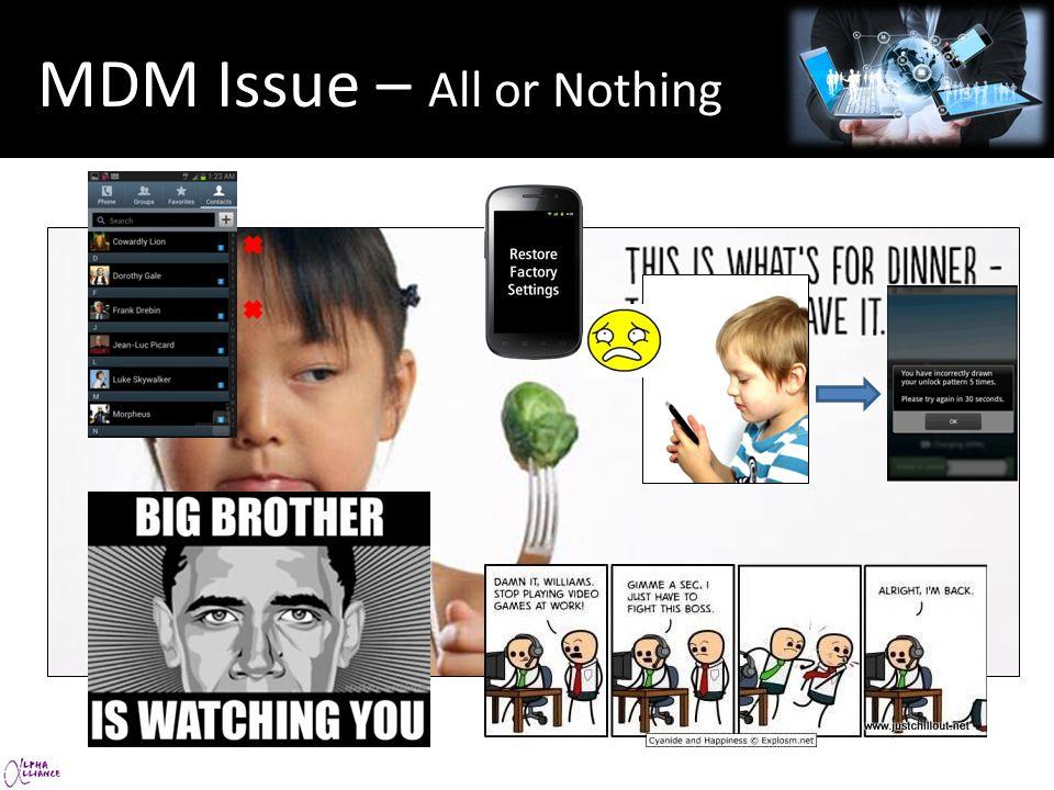 The Solution: Virtualization? http://www.vmware.com/
