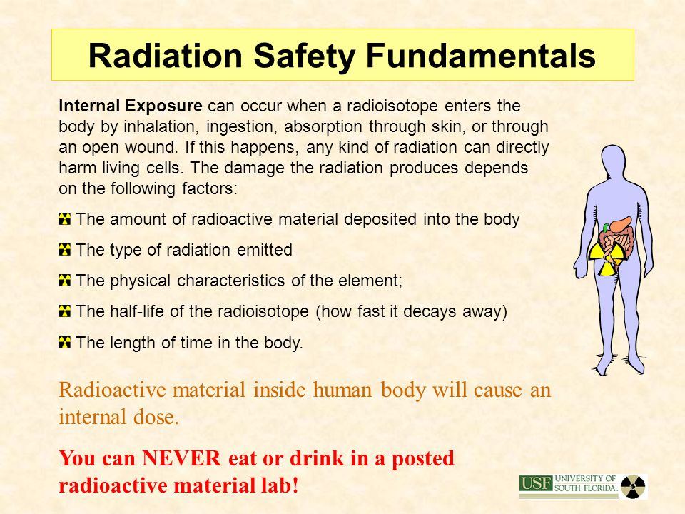 Dose Equivalent: The measure of the biological effect of radiation requires a variable called the quality factor (QF). The quality factor takes into a