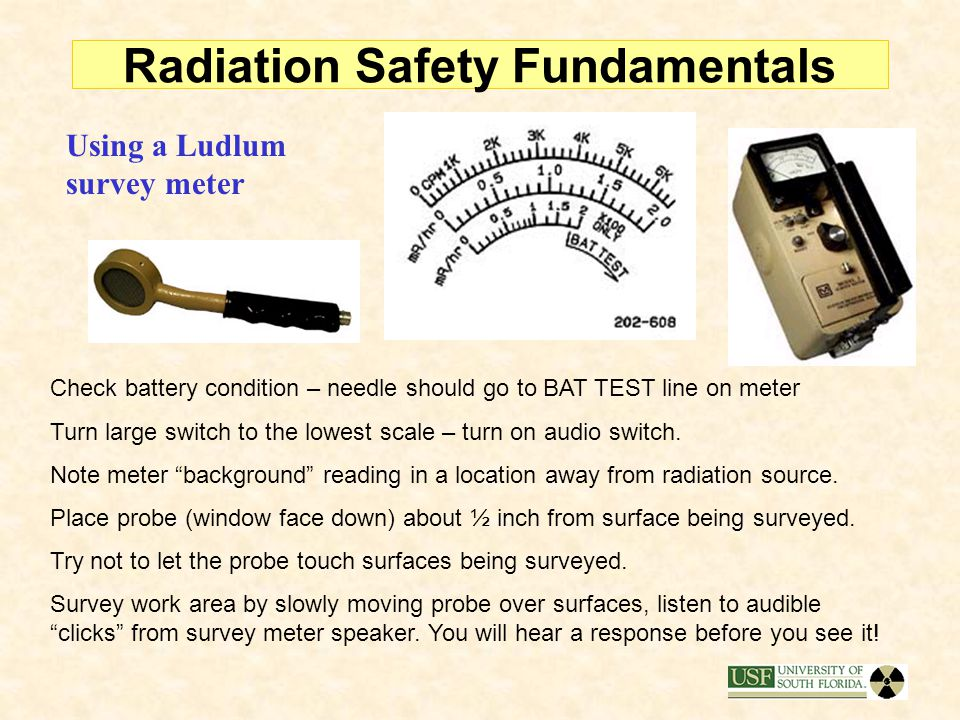 Radiation Safety Fundamentals Internal Exposure can occur when a radioisotope enters the body by inhalation, ingestion, absorption through skin, or th
