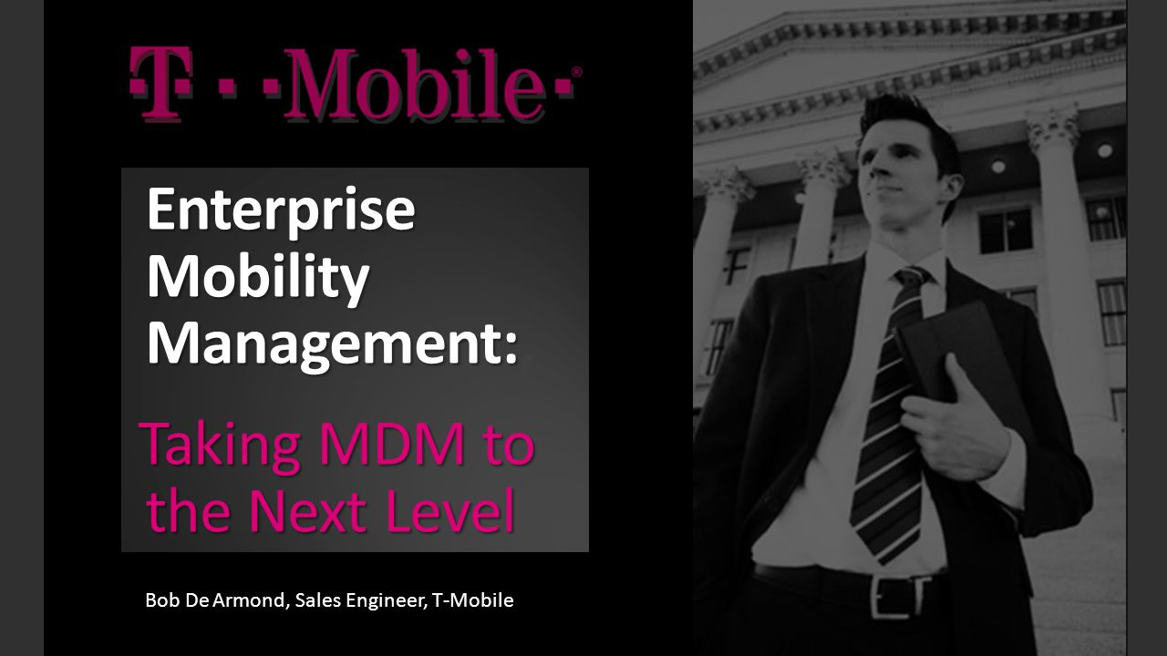 T-Mobile is here to Help You Succeed You have to make an informed decision and need the resources and support to get the information to determine your needs, qualify your options, and validate and respond to your concerns.