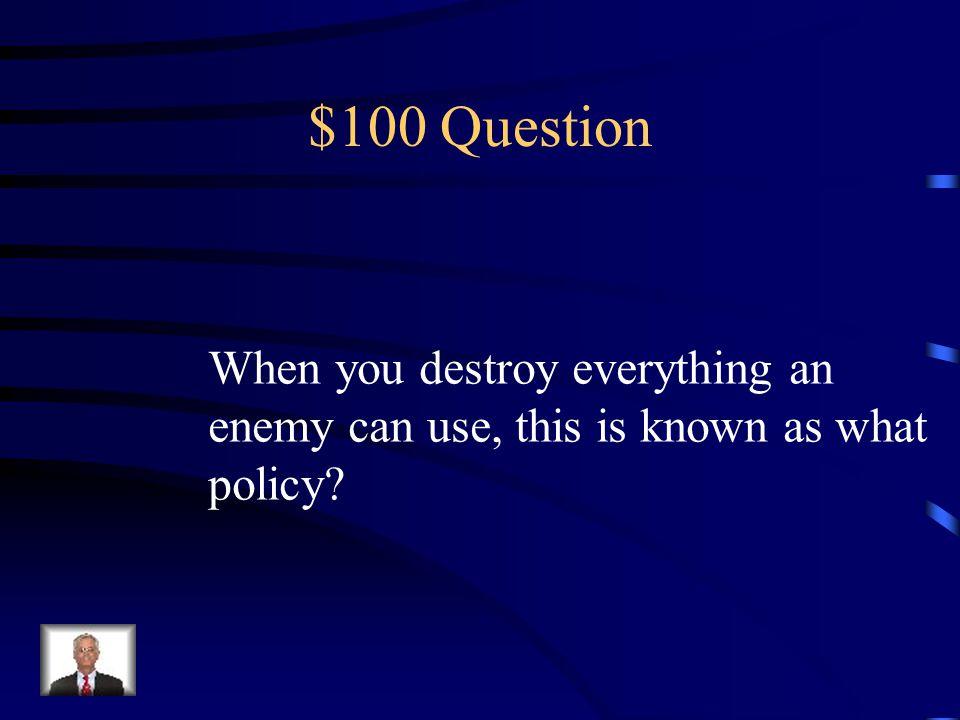 $500 Answer Alexander I