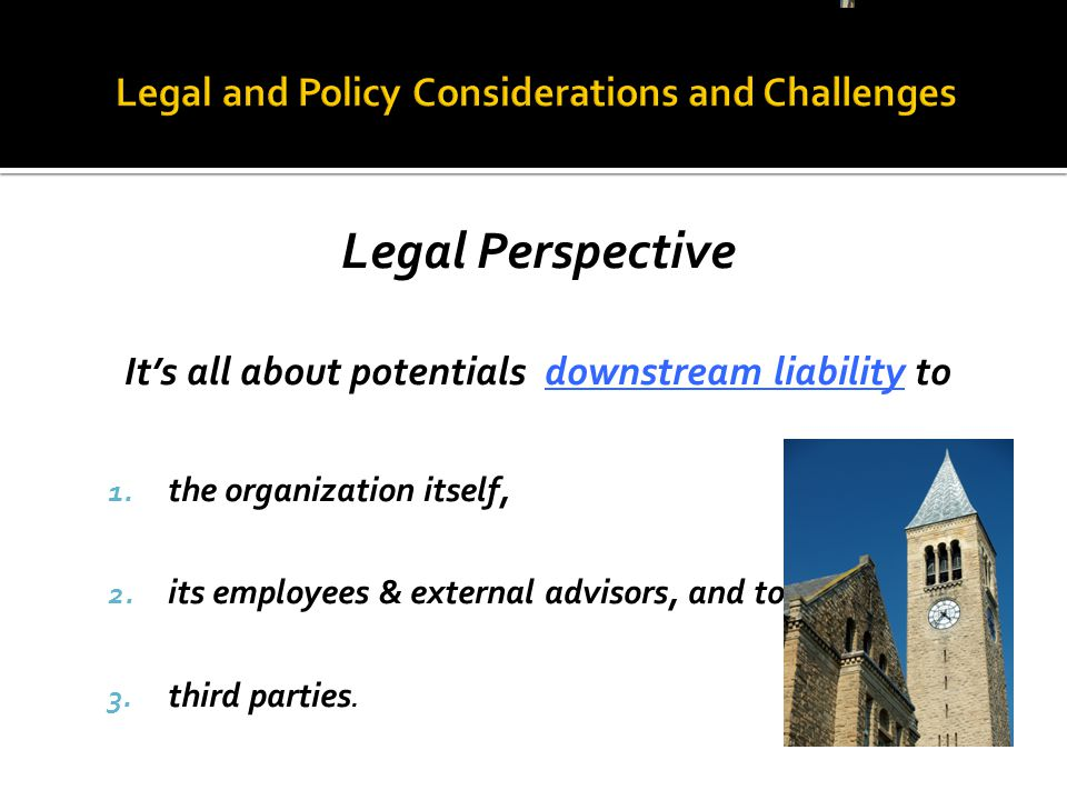 Our legal system recognizes that every person and every entity, whether public or private, has a general duty of care.