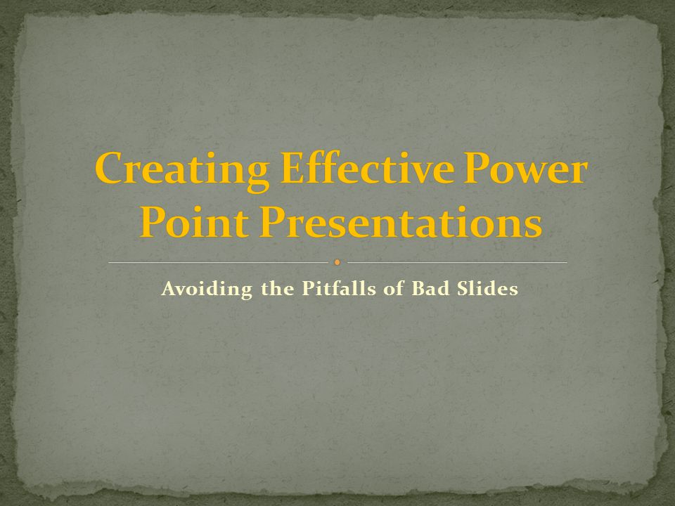  All schools, colleges or universities often ask students to create a PowerPoint presentation for a specific or final project.