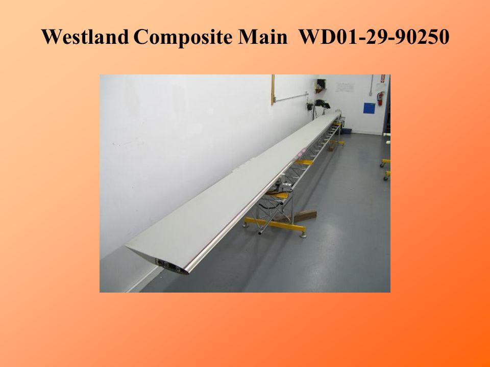 Westland Composite Main WD01-29-90250