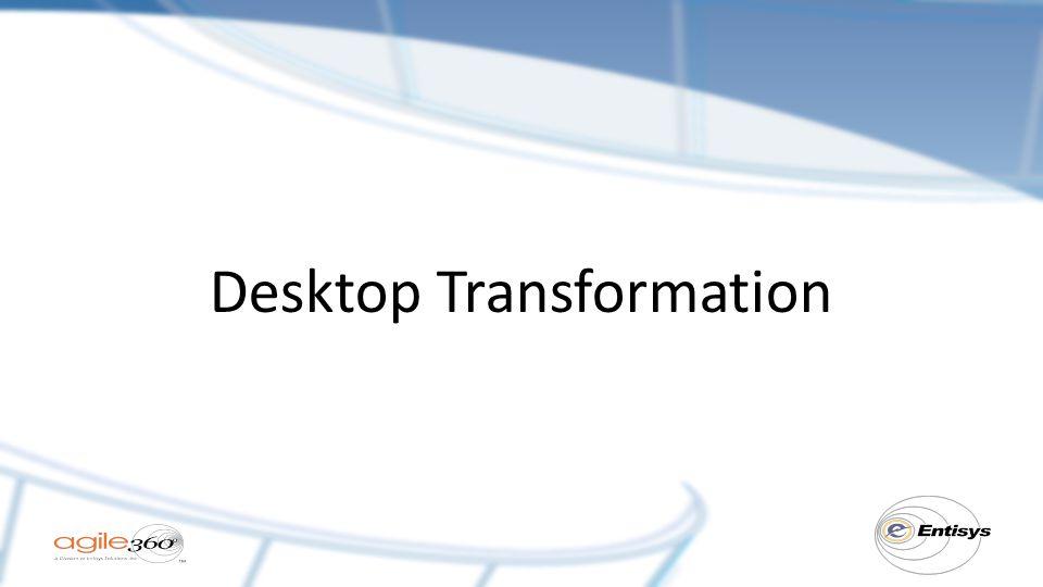 Desktop Transformation