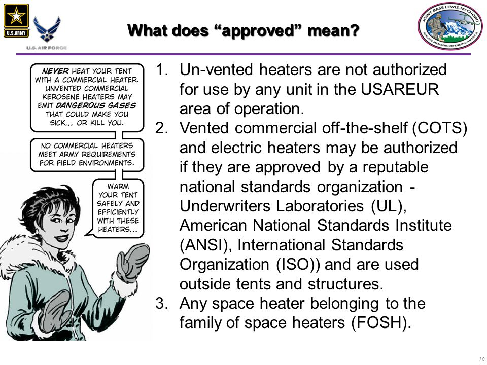 10 What does approved mean.