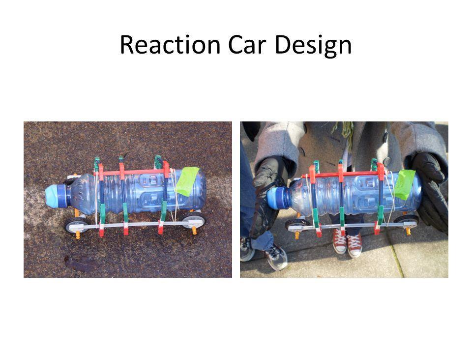 Reaction Car Design