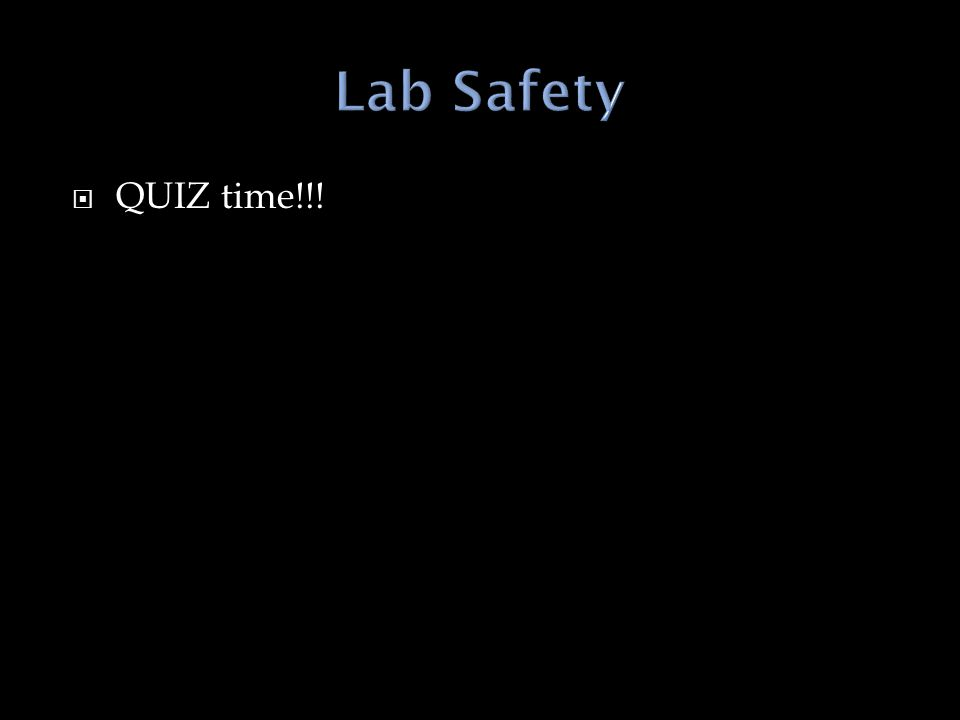  QUIZ time!!!