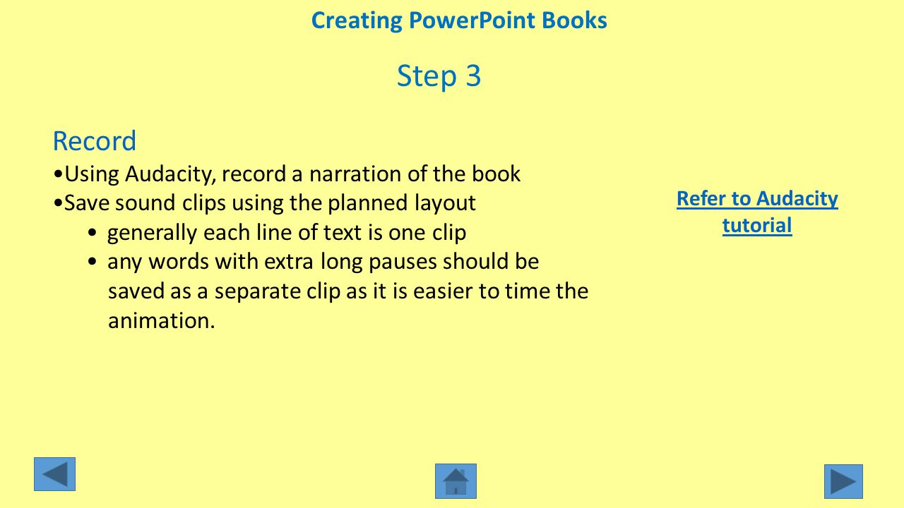 Creating PowerPoint Books Step 4 Prepare Images Using Paint.net prepare images according to your planned layout.