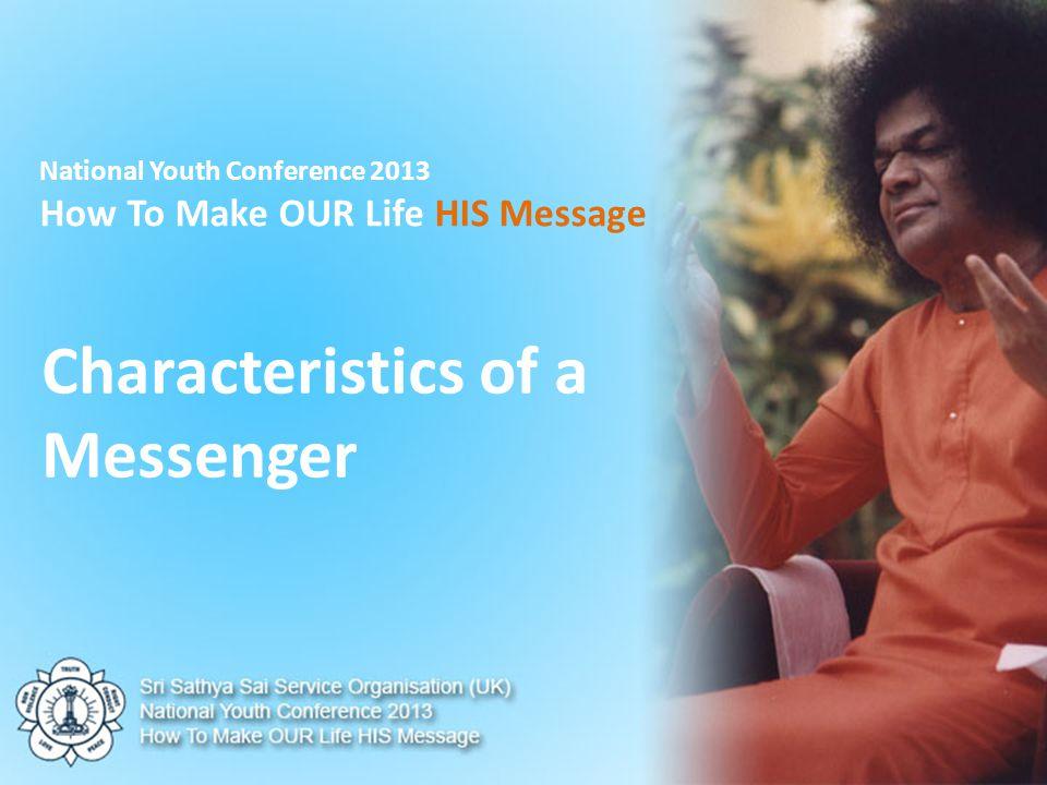 Swami has said....