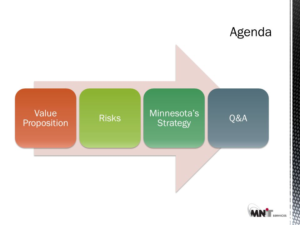 Value Proposition Understanding the Drive to Go Mobile