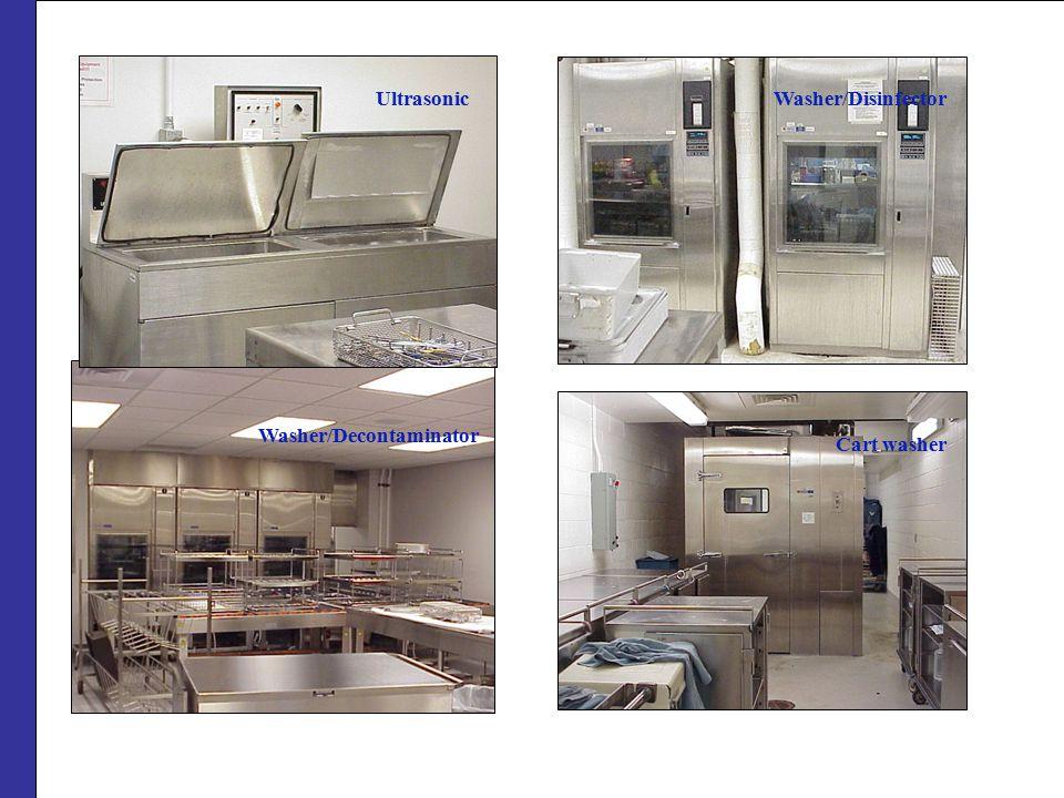 UltrasonicWasher/Disinfector Cart washer Washer/Decontaminator