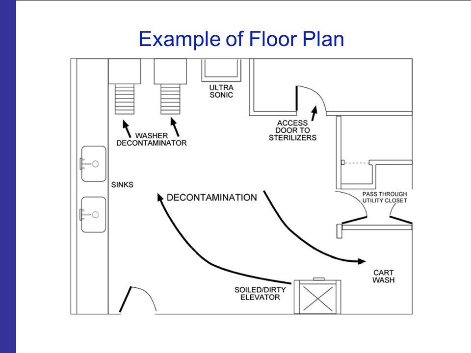 Example of Floor Plan