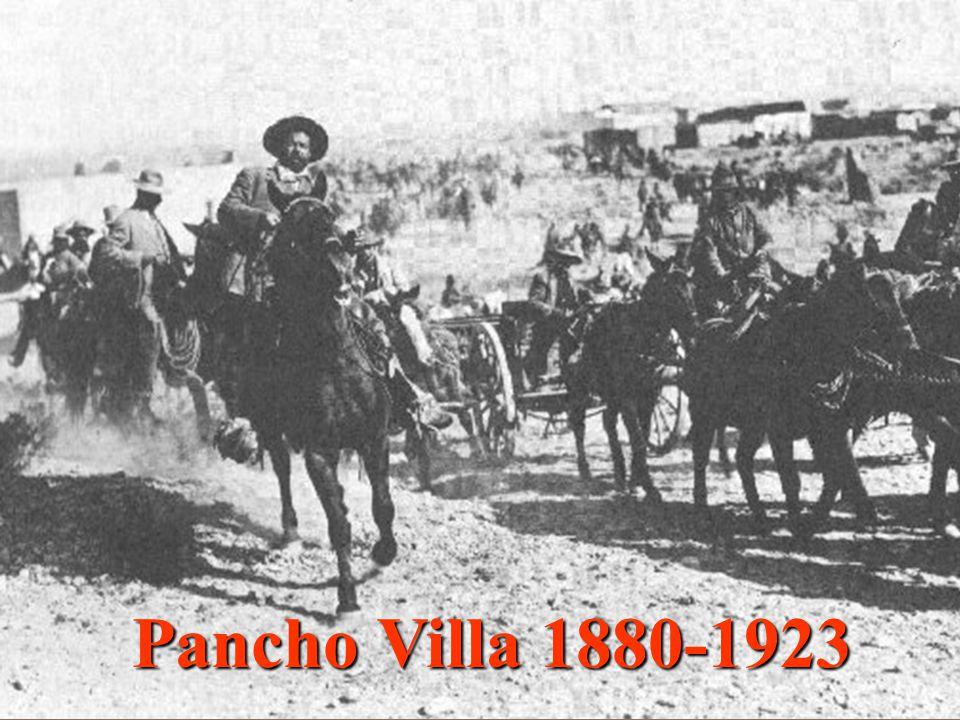 Pancho Villa 1880-1923