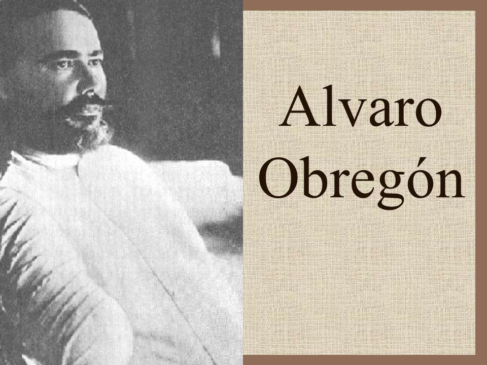 Alvaro Obregón