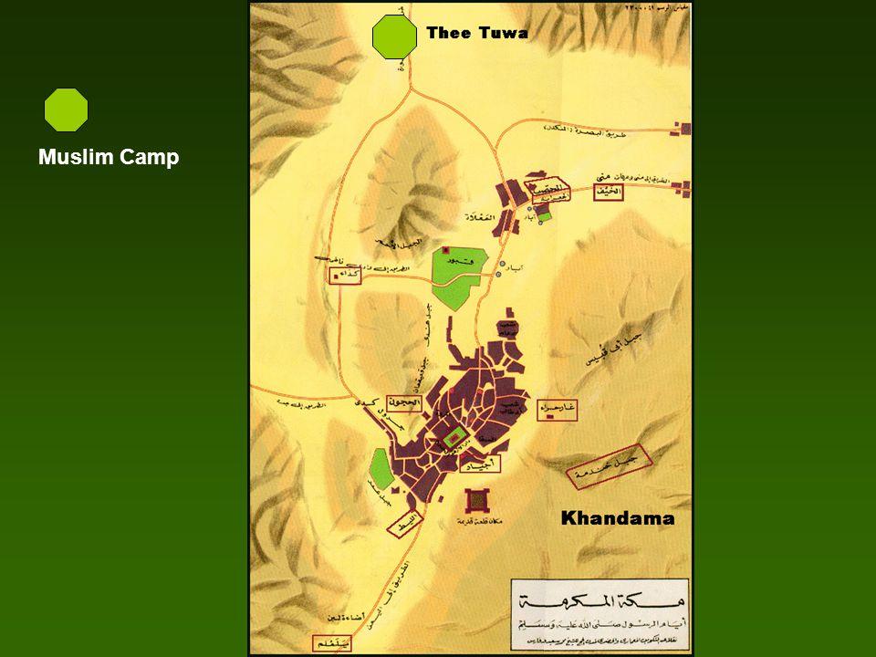 Muslim Camp