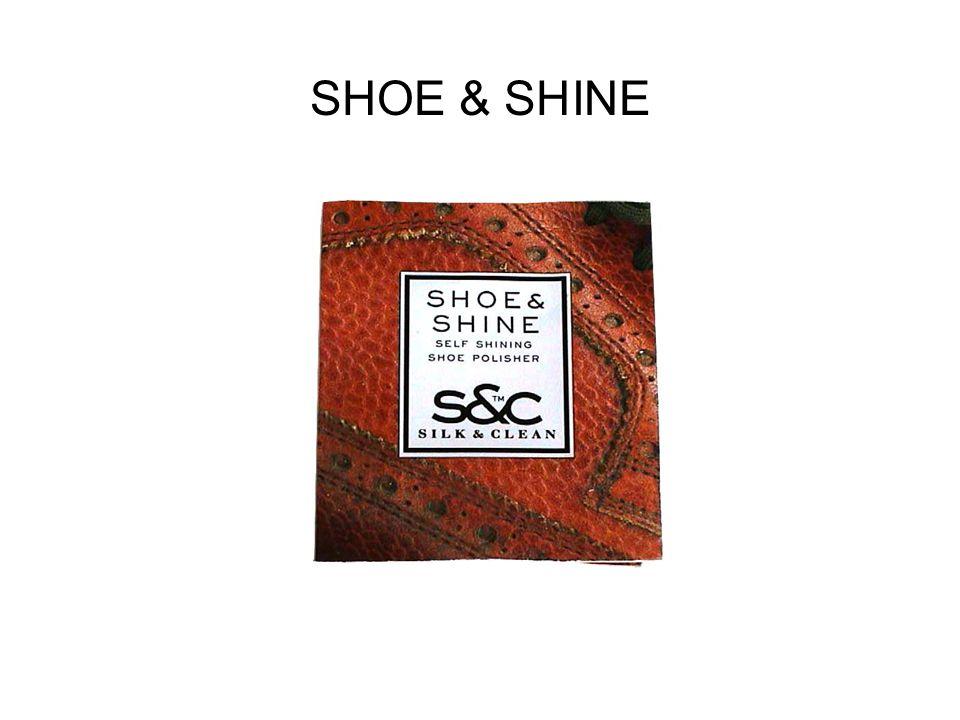 SHOE & SHINE