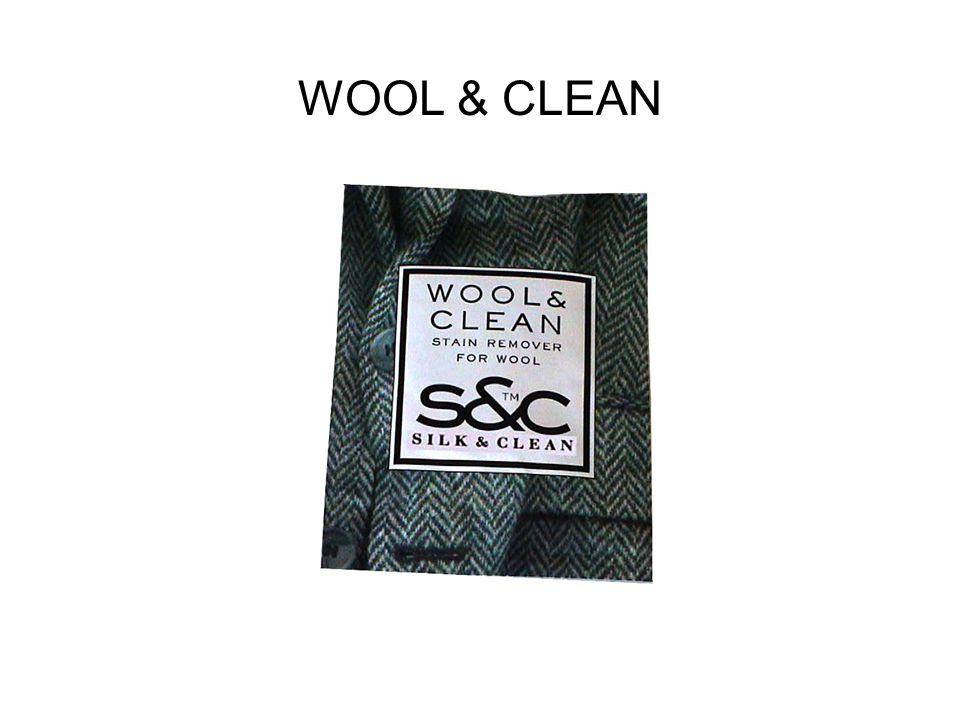 WOOL & CLEAN