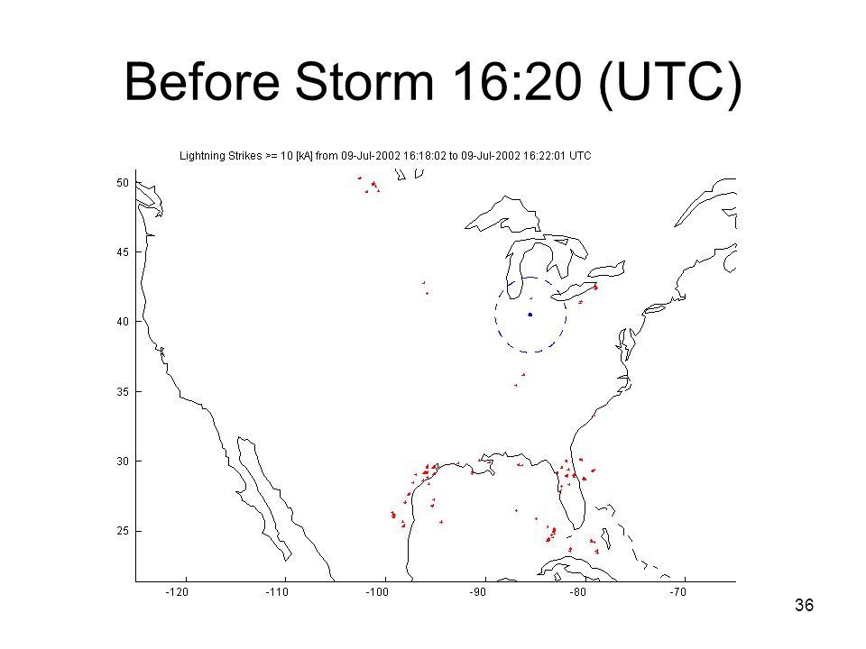 36 Before Storm 16:20 (UTC)
