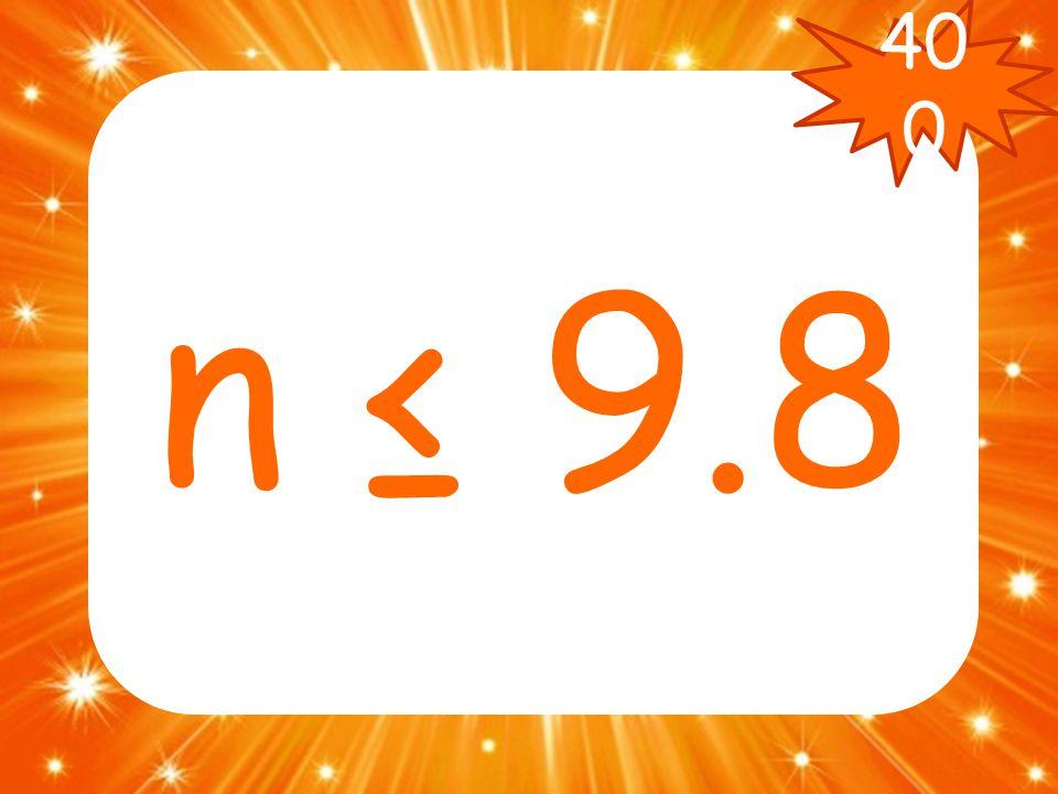 13.2b – 6 ≤ 123.36