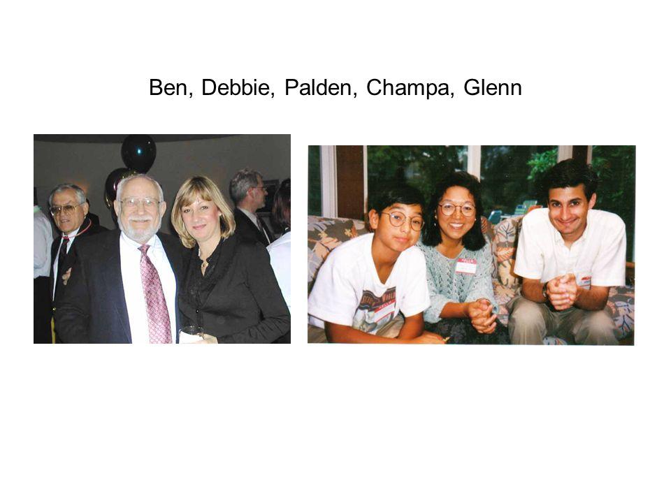 Ben, Debbie, Palden, Champa, Glenn