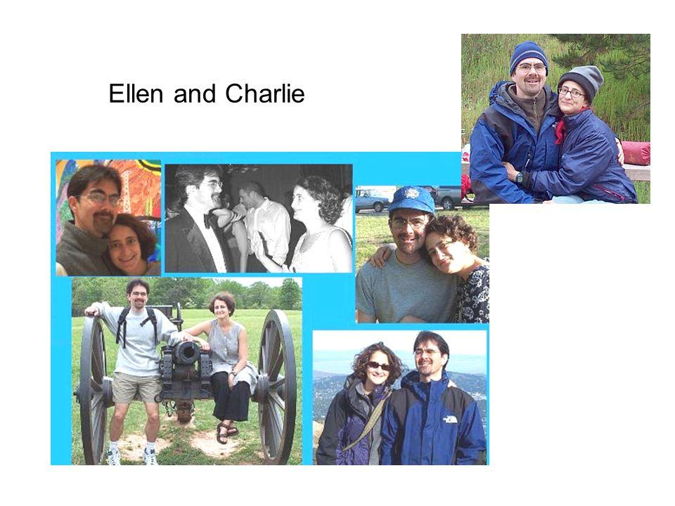 Ellen and Charlie