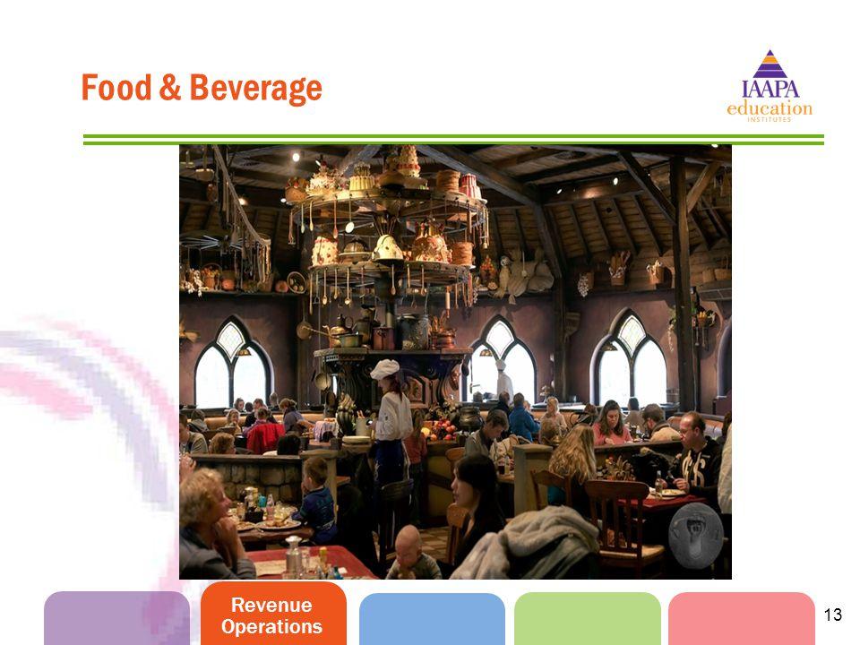 Revenue Operations Food & Beverage 13