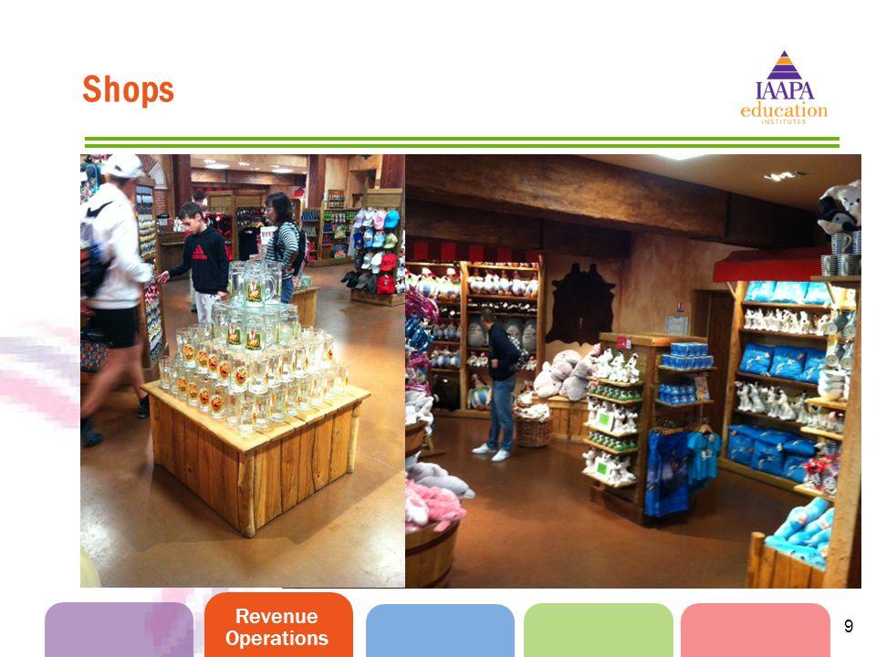 Revenue Operations Shops 9