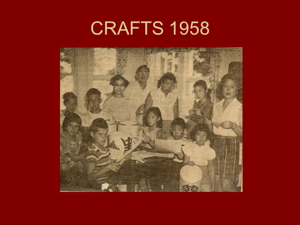 CRAFTS 1958