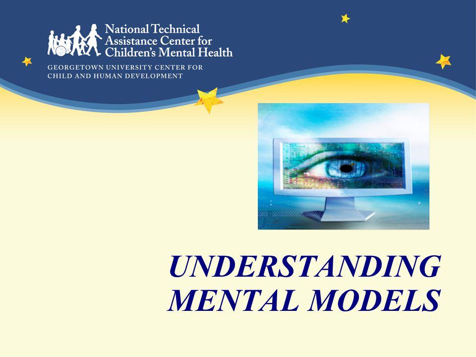 UNDERSTANDING MENTAL MODELS