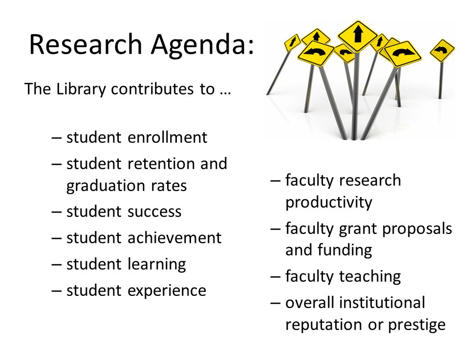 Report complemented by … Futures Thinking for Academic Librarians: Higher Education in 2025 (June 2010) – http://www.acrl.org/futures Top Ten Trends in Academic Libraries (June 2010) - http://crln.acrl.org/content/71/6/286.full Environmental Scan (2011)