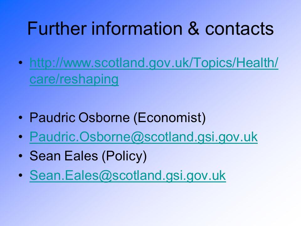Analytical developments: data linking for statistics and research Ellen Lynch Health Analytical Services Scottish Government Ellen.lynch@scotland.gsi.gov.uk