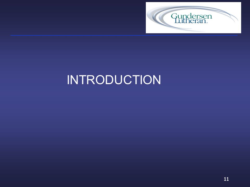 INTRODUCTION 11