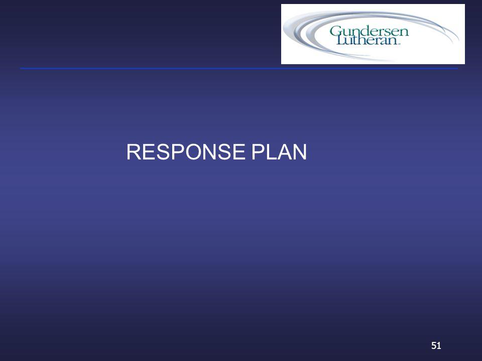 RESPONSE PLAN 51