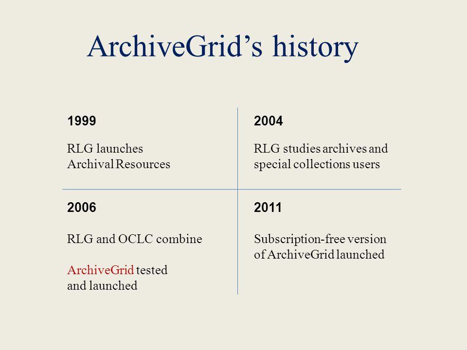 http://beta.worldcat.org/archivegrid