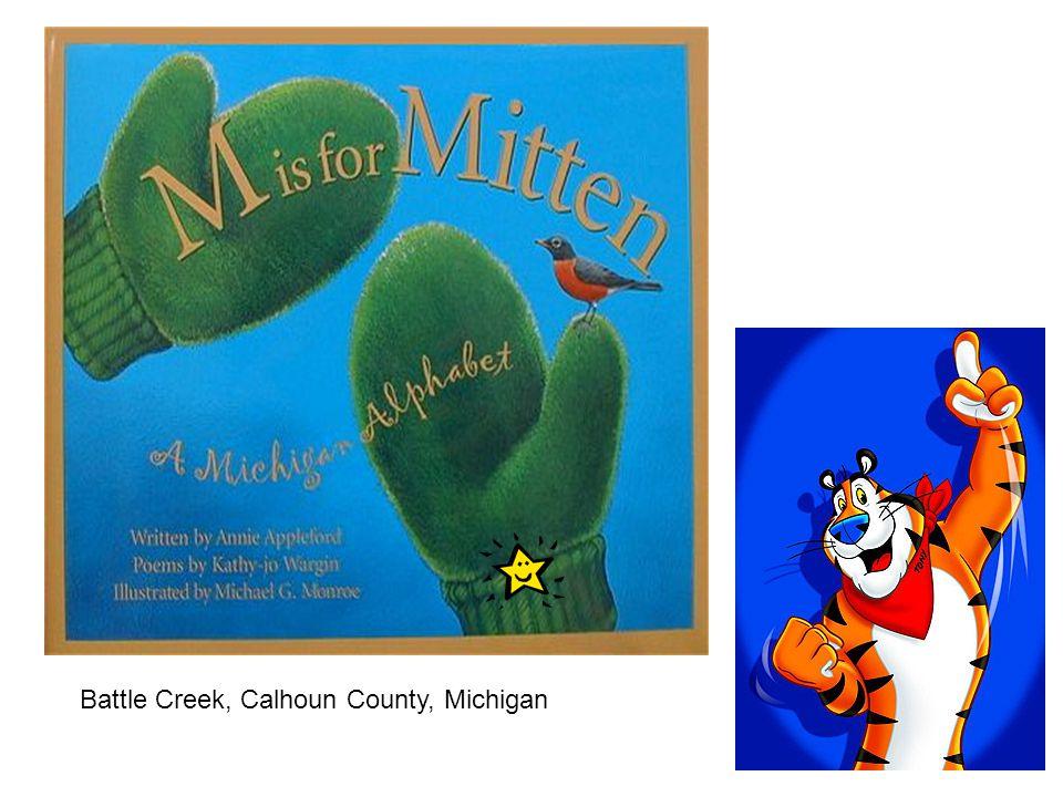 Battle Creek, Calhoun County, Michigan