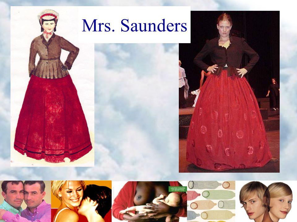 Mrs. Saunders