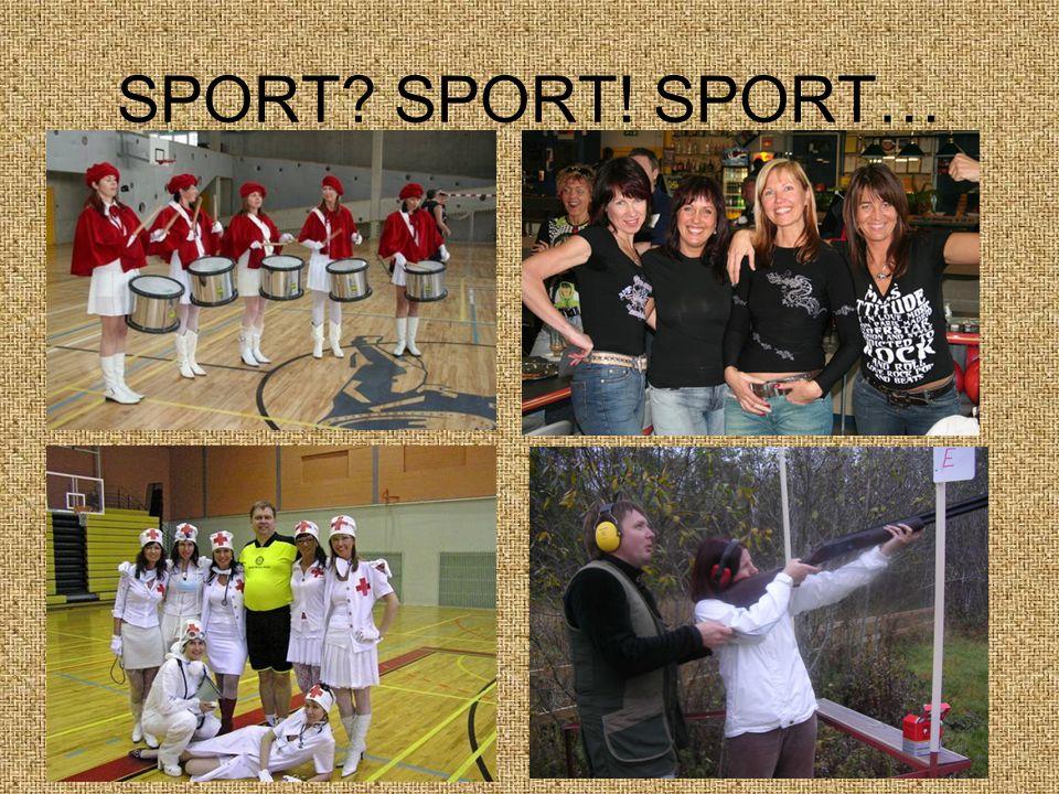 SPORT SPORT! SPORT…