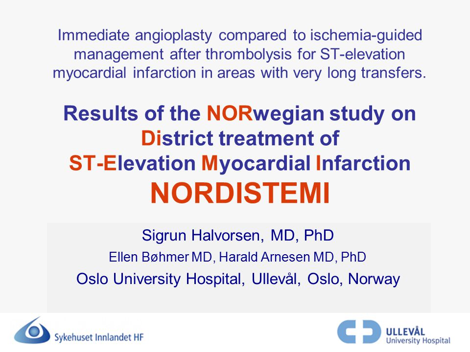 Immediate angioplasty compared to ischemia-guided management after thrombolysis for ST-elevation myocardial infarction in areas with very long transfe
